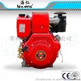 188FA意大利款风冷柴油机,手启动和电启动柴油机,单缸直立四冲程柴油机
