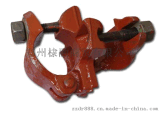 加厚 建筑钢管十字扣件 1.7斤