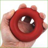 硅胶握力器 O形硅胶握力圈生产厂家 手腕健身器材握力器