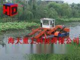 新型环保割草船,水草垃圾处理船