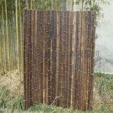 FD-161213大量定制各种规格尺寸的天然紫竹篱笆