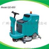 驾驶式洗地车小区物业工厂用驾驶式拖地机工厂驾驶式洗地机