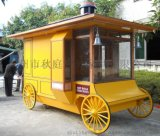 武汉光谷步行街售货车(成功案例04)