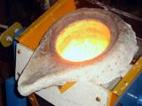 中频熔炼炉 震霖中频炉 专业熔铜 熔炼不锈钢