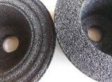 道轨砂轮 道轨焊缝专用 棕刚玉材质