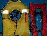 充气式救生衣