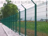 南京桃形柱护栏网/小区护栏/铁丝网/特殊规格可加工定制