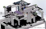 深圳广州佛山柜式20W激光打标机 能打黑的那种打标机