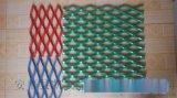 铝板网 小孔钢板网 喷塑钢板网实体厂家定做