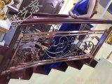 雕艺家铝雕酒店别墅装修装饰护栏