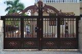 伊比亚A013铝艺庭院门