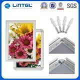 高品质开启式铝合金镜框,电梯海报框,商场宣传广告框,尺寸可定制