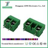 现货供应WJ126-5.0绿色认证螺钉式接线端子