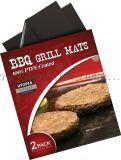 厂家直销 不粘耐高温烧烤垫 户外野外烧烤垫 BBQ grill mat
