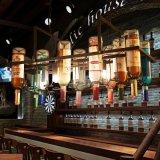 黔靜燈具 古鎮廠家直銷 復古酒瓶吊燈 室內燈具批發