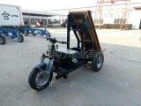 神力牌SLB-4817电动加气块拉砖车/面包砖背砖电动运输车