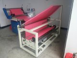 供应精通源斜纹布条专用自动折布拼缝机