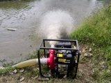 电启动4寸柴油高压泵