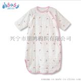嬰兒純棉紗布睡袋好嗎?