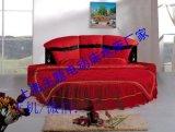 主题床定做 圆形主题床 成人情趣床批发 情趣电动床厂家  夫妻合欢床
