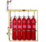 氮气灭火系统