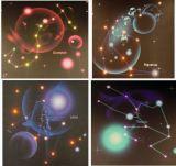 光纤星空星座