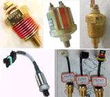 重庆康明斯、东风康明斯、进口康明斯柴油发动机机温度传感器、机油压力传感器、速度传感器