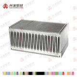 广东兴发铝业厂家直销机械设备散热器铝型材