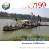 浙江高效挖泥清淤船供应 山东清理航道挖泥设备