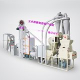 制粉成套机组6FW-P12AB 日产12吨玉米制糁制粉联产机组