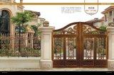 特供 欧式高端庭院门  铝艺别墅庭院门 可来图定制