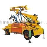 申鑫牌TXJS30II混凝土喷浆机组 湿喷车