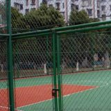 FC-1篮球场围网 门球场护栏网厂家 防护网采购找飞创