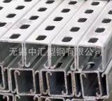 无锡中汇型钢公司专业生产太阳能支架型钢厂家
