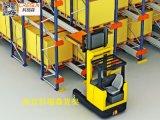 穿梭车货架-冷库货架密集货架-科瑞森货架厂