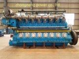 增压天然气发电机组、天然气发电机组