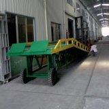 10米集装箱卸货平台、叉车装卸平台三良机械