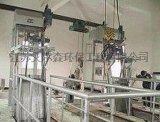 钢丝绳牵引平面格栅清污机-aes