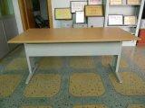 圖書館鋼制六人閱覽桌