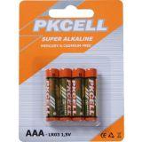 AAA 7号碱性电池 电动玩具车电池