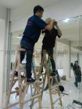 承接广州舞蹈房镜子排练厅镜子娱乐室镜子舞蹈专业镜子
