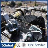 矿山机械设备 选矿总包服务 矿山开采金矿CIP生产线流程