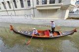 贡多拉游船 福建上海大型酒店豪华装饰木船欧式手划船