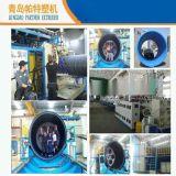 青岛帕特 SKRT1200 HDPE大口径中空壁缠绕管生产线