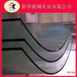 热弯钢化玻璃 弯刚玻璃 供应4mm~19mm热弯钢化