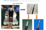自动化机械设备高频火花编织剪切机数据线编织层处理刷剪编织机厂家直销