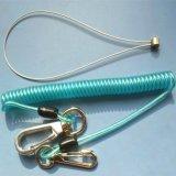 弹簧钢丝绳、工具失手绳