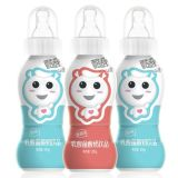 酷我乳酸菌酸奶饮品200g原味/草莓味