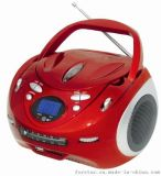 CD/RADIO BOOMBOX WITH MP3/USB/SD便携式多功能组合机FSD-885