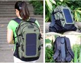 户外运动休闲双肩包 国瑞阳光太阳能充电器背包